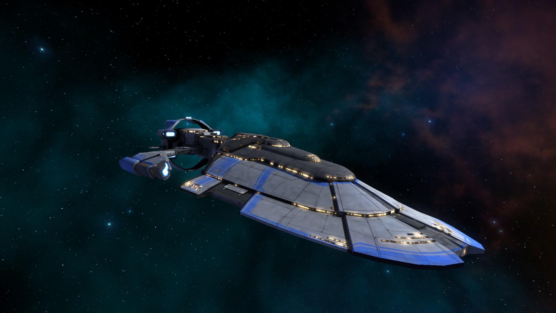 Raumschiff Wargames News